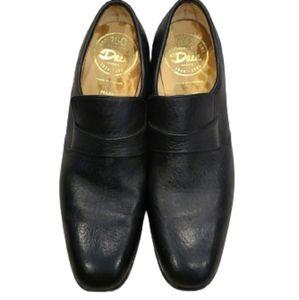 Dacks vintage black  Prairie oxhide shoes